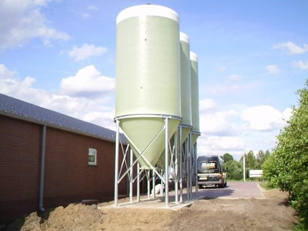 silo's