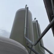 Kippenstal silo Rijk van Dam